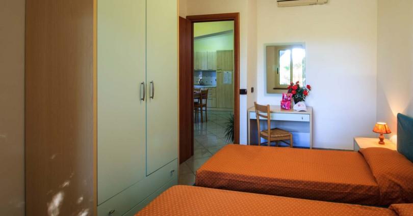 Externe Ferienhäuser in 1 km Entfernung zur Ferienanlage