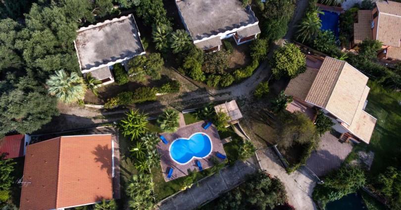 Externe Ferienhäuser in 2 km Entfernung zur Ferienanlage