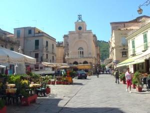 Piazza Ercole - Tropea