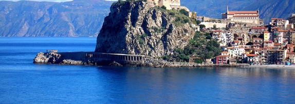 Costa Viola: Reggio Calabria e Scilla